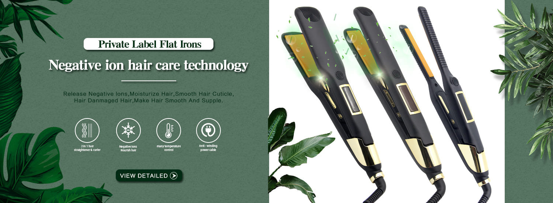 flat iron manufacturers
