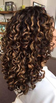 Highlighting Curls