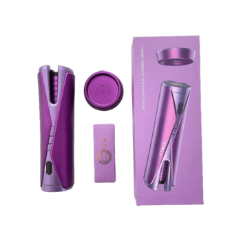 Wholesale Automatic China Hair Curler Cordless Hair Curlers Rechargeable Curling Iron
